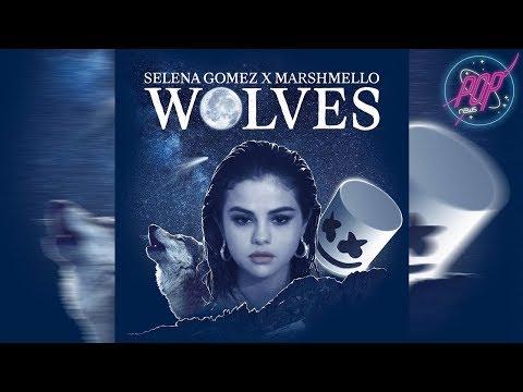 Selena Gomez X  Marshmello en Wolves