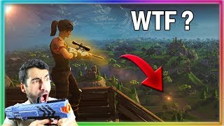 FORTNITE IL REALISE THE MORE beautiful KILL AT SNIPER FORNITE BATTLE ROYALE EN