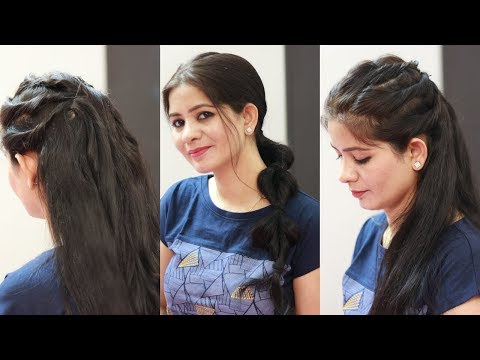 how-to--quick-and-easy-party-hairstyles-|-long-hair-hairstyles|-2-cute/stylish-hairstyles-for-girls