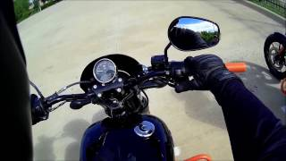 Harley Davidson Riding Academy Part 2/6