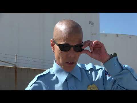 LOS ANGELES HARBOR SECURITY ENCOUNTER