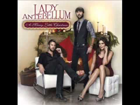 Lady Antebellum - All I Want For Christmas Is You