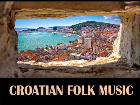 Folk music from Croatia - Dalmatian dance by Arany Zoltán