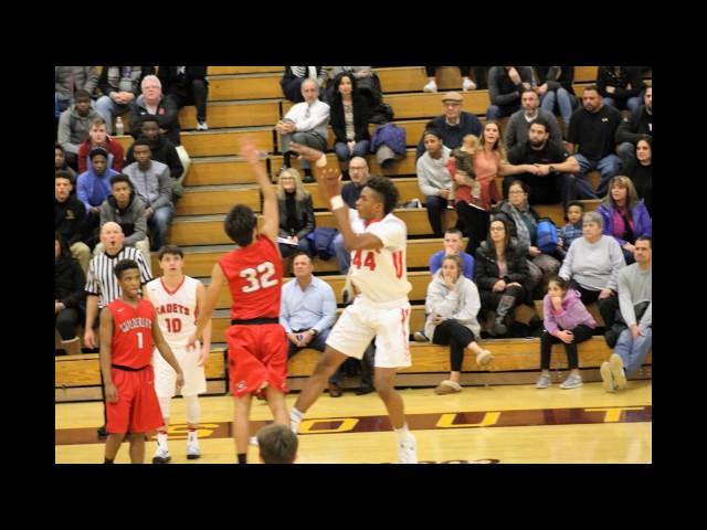 Boys Varsity: Albany Academy vs Guilderland 12/30/16