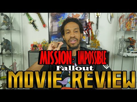 Mission: Impossible Fallout....Movie Review