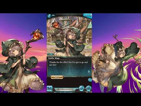 Granblue Fantasy Goblin Mage Fate Story English Goblin Mage S Adventure