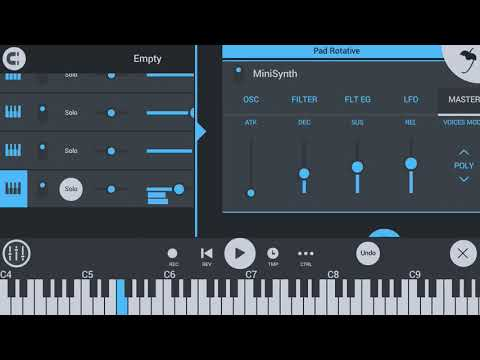 *NEW* *EASY* HOW TO MAKE A TRAP BEAT IN FL STUDIO MOBILE 3