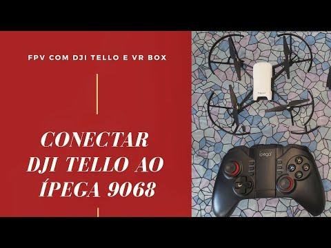 Фото Como conectar Ípega 9068 via OTG