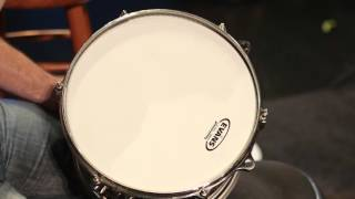 "Tuning a 12"" Tom Pt  3 - Drum Tuning #5"