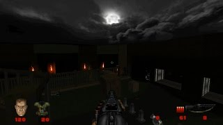 Hellbound - Level 8: Military Depot [Brutal Doom v20b: Black Edition v2.1c]