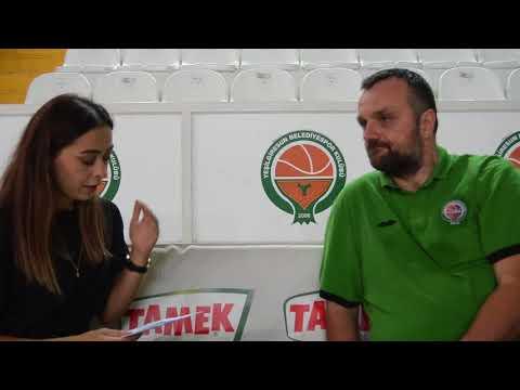 YGBS TV-Koç Mihailo Uvalin Röportajı