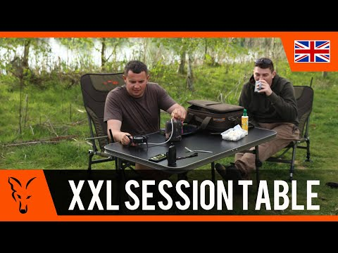 ***CARP FISHING TV*** XXL Session Table