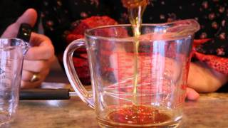 How To Make Honey Syrup