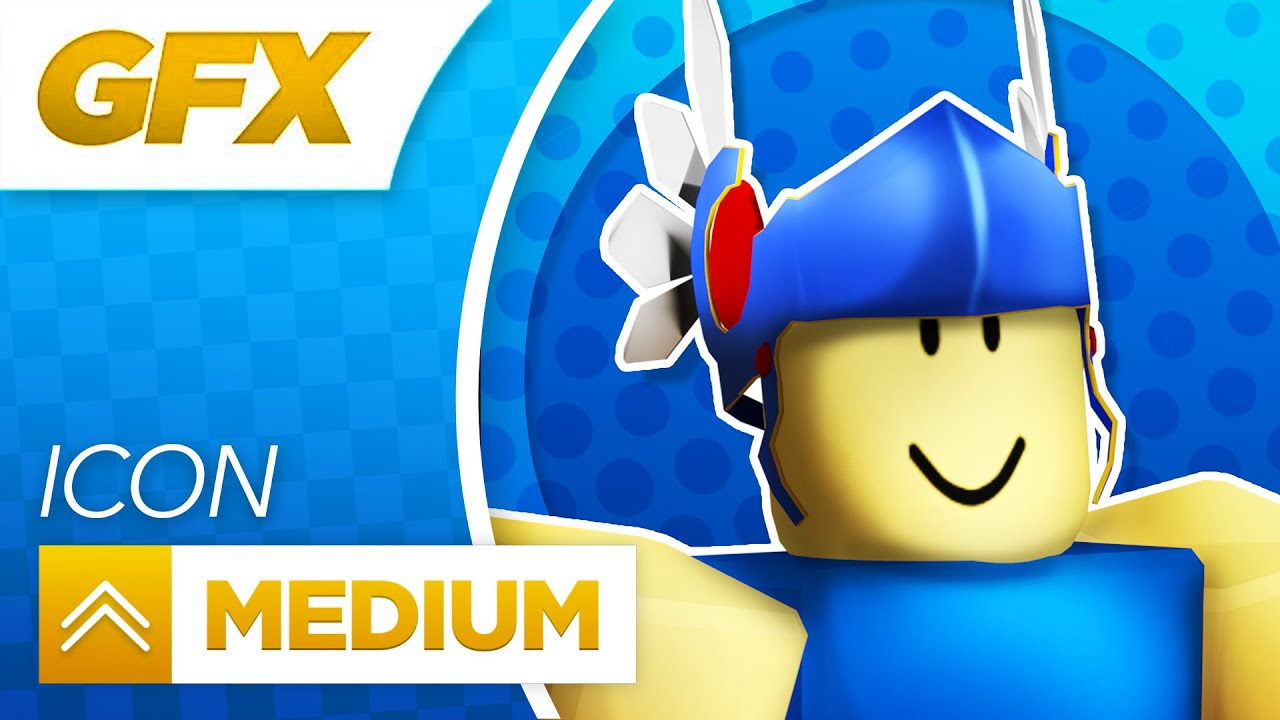 How To Make A Roblox Gfx Profile Picture Youtube