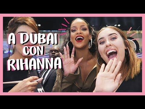 SONO STATA INVITATA DA RIHANNA A DUBAI PER IL SUO PARTY | VLOG DUBAI