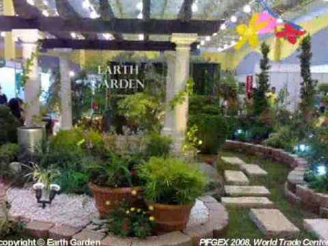 Earth garden landscaping philippines youtube for Pocket garden designs philippines