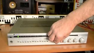 SHARP OPTONICA SM 5100H Stereo Amplifier Angelicaaudio Praha