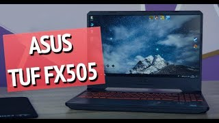 Asus TUF Gaming FX505GD МАКСИМАЛКА | НЕДОРОГО