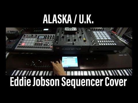 U.K. ALASKA TIME TO KILL sound patch cover tutorial KORG KRONOS2LS Eddie Jobson