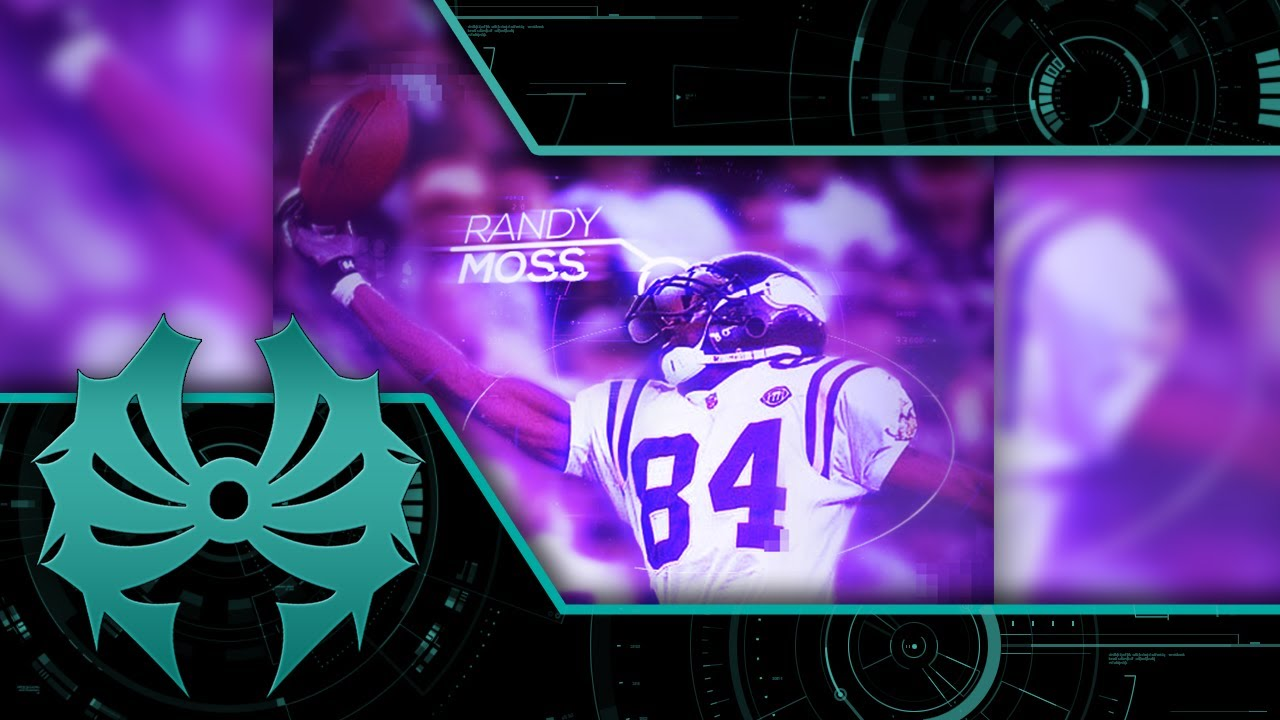 Randy Moss Wallpaper By Crypted Ratt Youtube