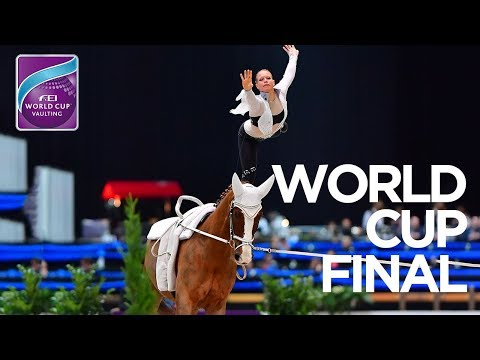 Are you ready for the Final? - FEI World Cup™ Vaulting
