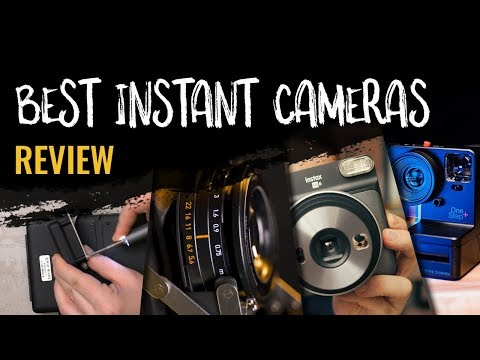 Best Instant Camera 2020 Best Instant Cameras Early 2019   YouTube