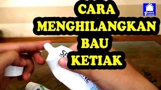 Cara Menghilangkan bau Ketiak Tanpa Deodoran