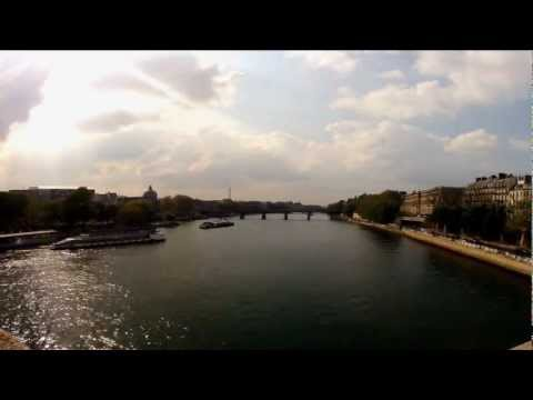 TimeLapse - Pont Neuf - Paris