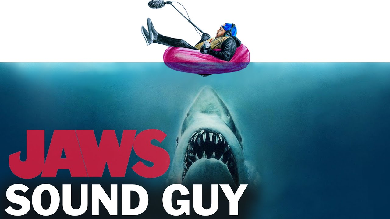 Jaws Sound Guy | Kevin James