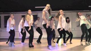 "High Heel class to ""Ego""- Beyonce / by Nina from Twistedfeet"