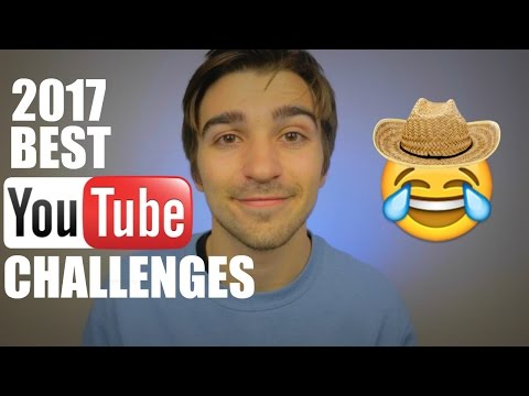 BEST 2017 YOUTUBE CHALLENGE IDEAS