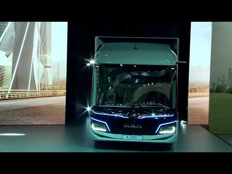 MAN Cite presentation at the IAA 2018