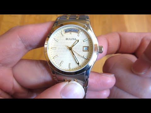 How to Set Day of the Week and Day of the Month on a Watch | Setting Weekday on Mechanical Watch