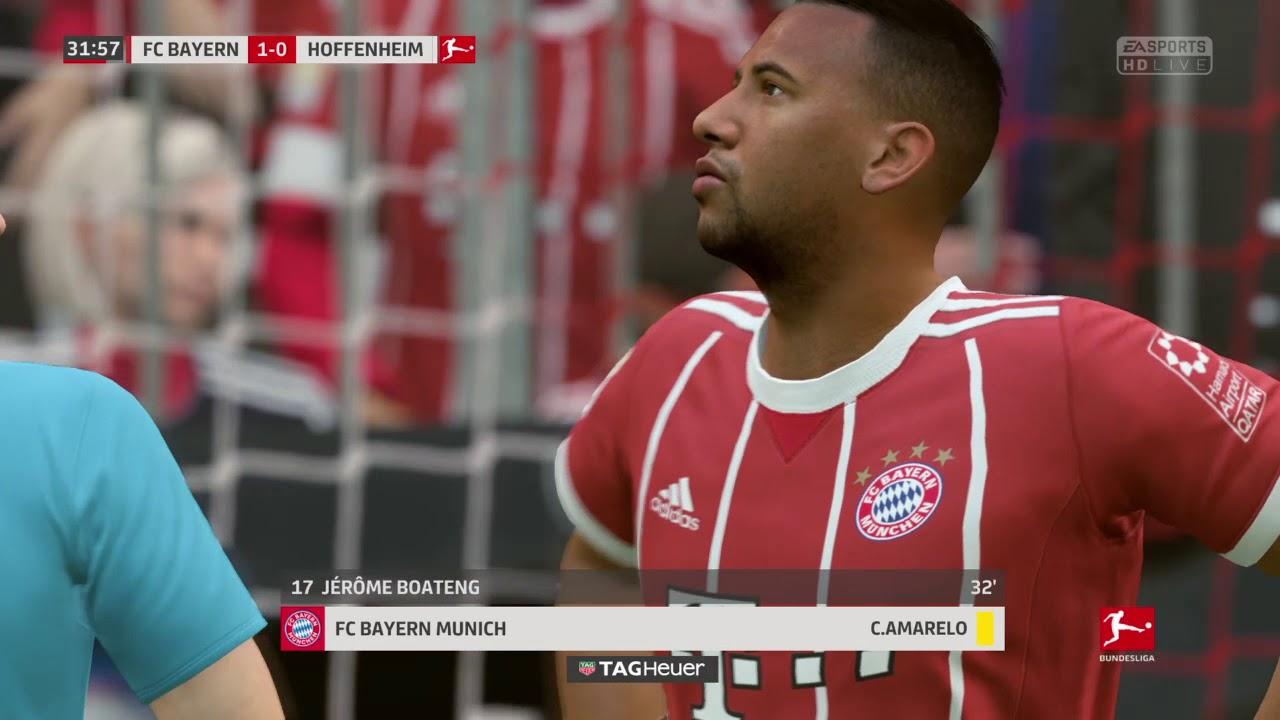 Fifa 18 Bayern