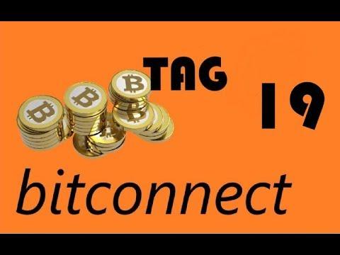 Tag 19 Bitconnect, Control Finance 30-40% Gewinn im Monat ! / Tutorial Deutsch