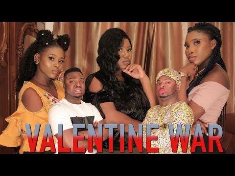 AFRICAN HOME: VALENTINE WAR