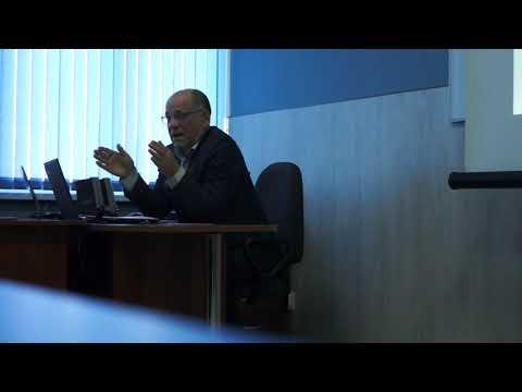 """Фрагмент выступления С. Н. Забродина (ГИТ АК) на семинаре """"Управление профрисками"""""""