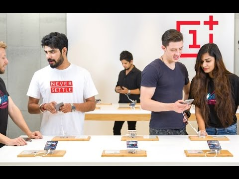 World's First OnePlus Experience Store at Bangalore - Tour