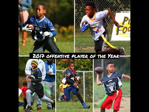 Pittsburgh NFL League 2017 Offensive Player of the Year