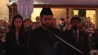 Australia Ahmadi Muslims mark ANZAC Day 2019