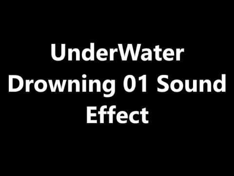 UnderWater Drowning 01 Sound Effect