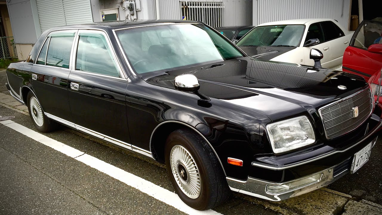 Veda2015 Day 3 Toyota Century V12 Japanese Limousine Youtube