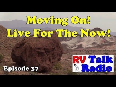Moving On, Live For The Now. How Las Vegas Has Changed | RV Life | RV Talk Radio Ep.37 #lasvegas