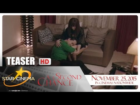 Teaser | A Second Chance | John Lloyd Cruz