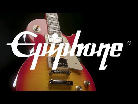"Joe Bonamassa's Favorite Vintage Les Paul Released as Epiphone ""Norm Burst"""