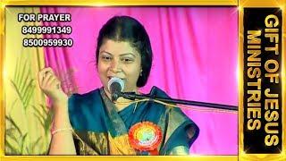 Dr.Preetha Judson Latest Telugu Message - Raghvapuram Date-11-05-2016