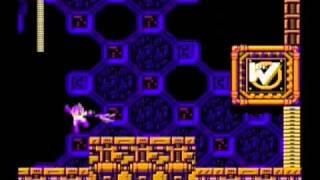 Megaman 10 - Mr. Perfect run under HARD mode ( Part 5 )