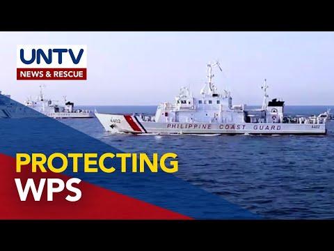 Pilipinas, nagpadala pa ng dagdag na maritime assets sa West Philippine Sea