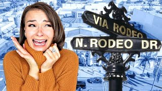 WORST LUXURY STORE EXPERIENCE OF MY LIFE!! RODEO DRIVE *cringeworthy