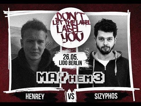 Sizyphos vs Henrey // DLTLLY RapBattle (MAYhem3 // Berlin) // 2018